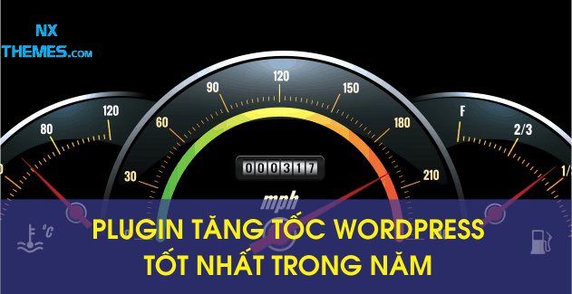 10 Plugin tăng tốc WordPress