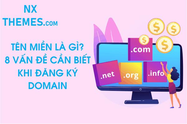 domain la gi