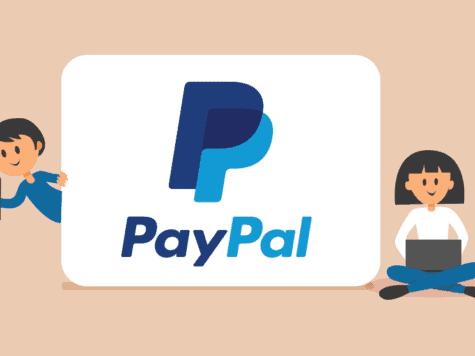 kiếm tiền online với Paypal